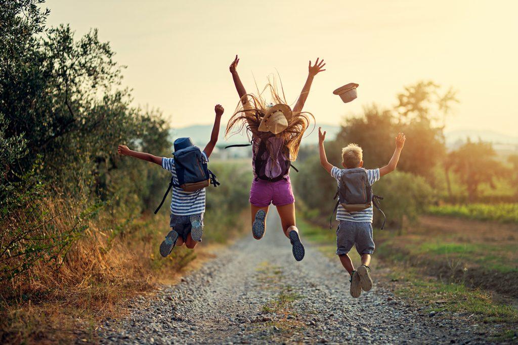 Jedes Kind verdient eine glückliche Kindheit